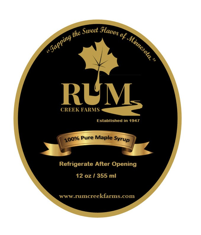 Rum Lable